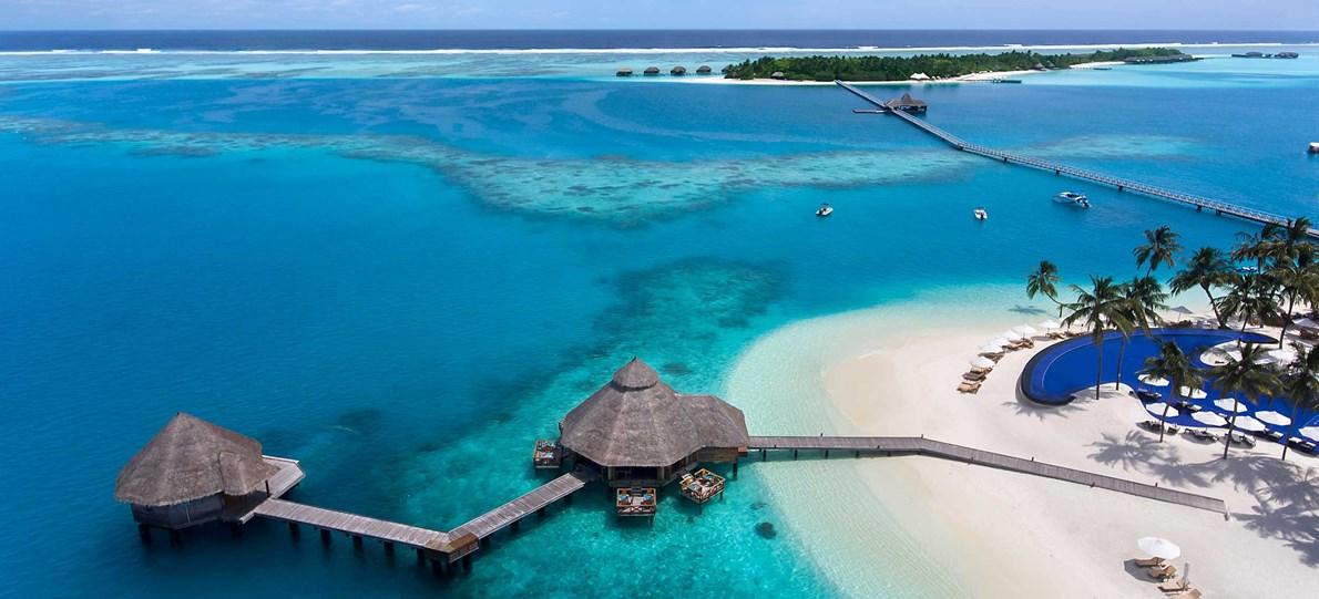 maldiverna hotell conrad maldives rangali island south