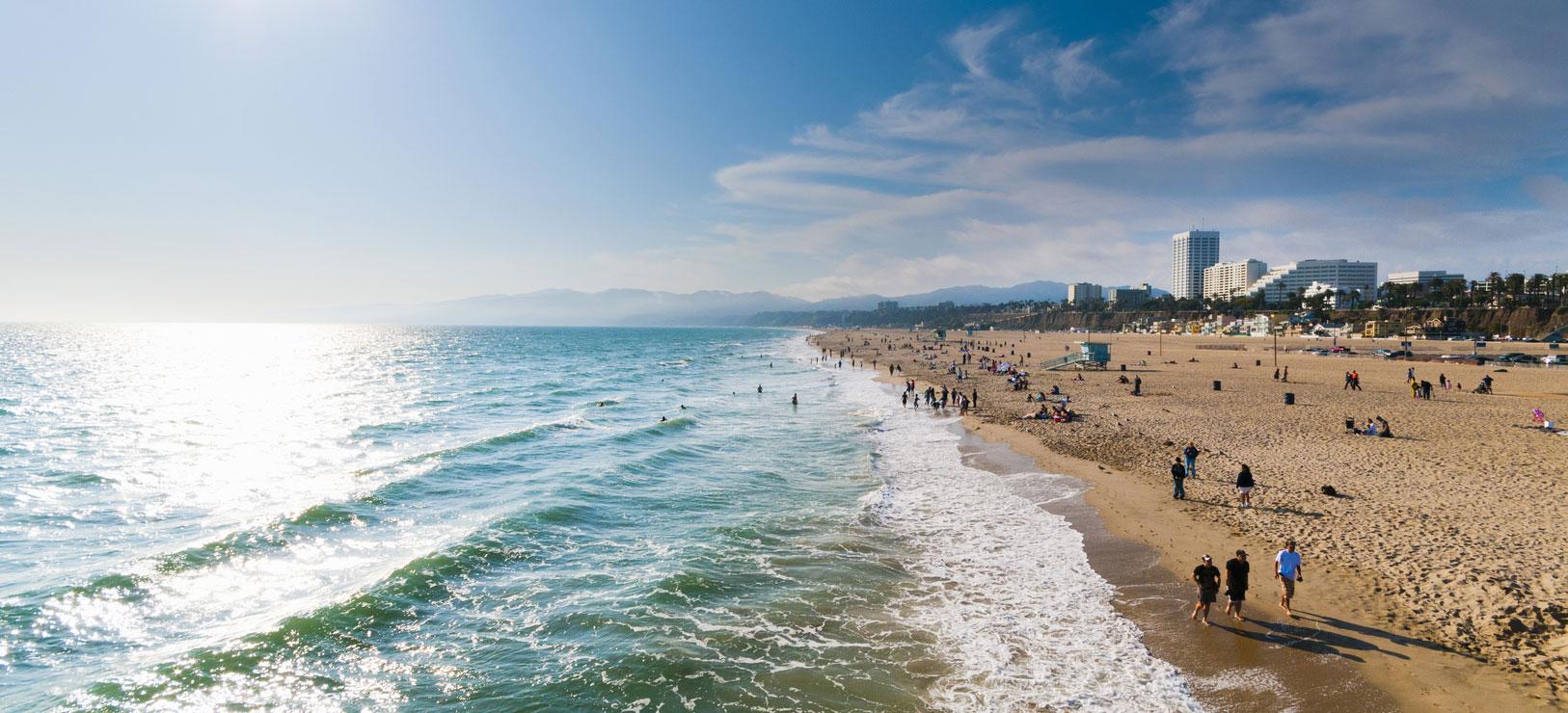 krok upp Los Angeles
